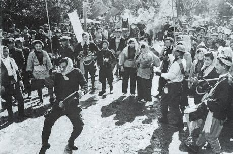 昭和35年初午祭