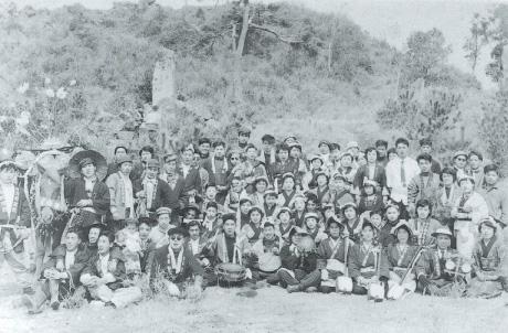 昭和30年初午祭
